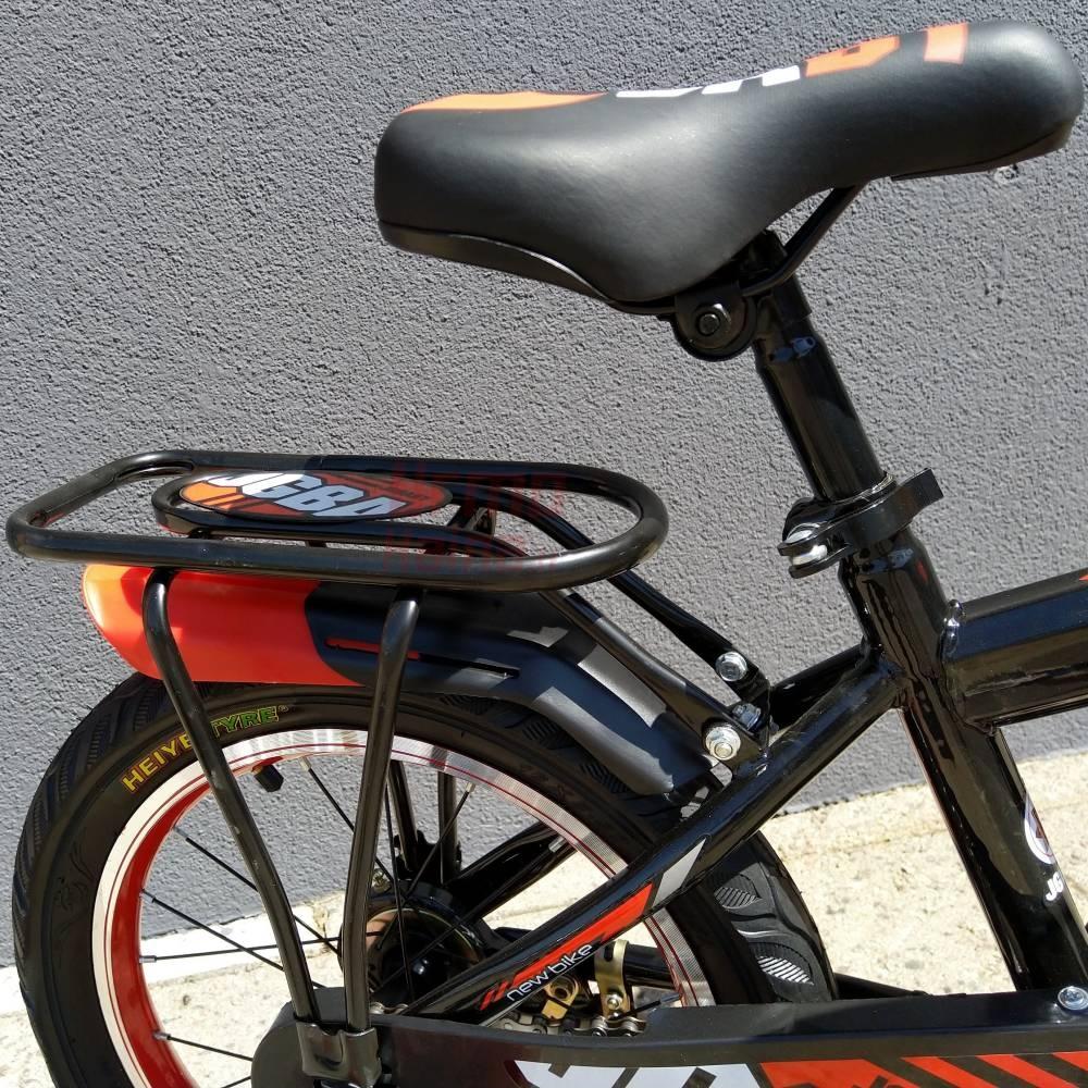 Vaikiškas dviratis JG16 Red/ Black