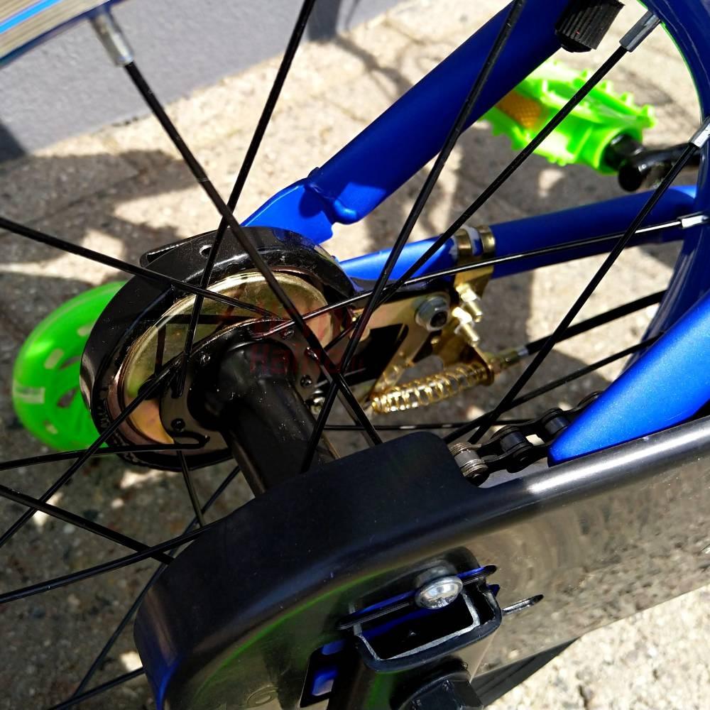 Vaikiškas dviratis JG12 Blue