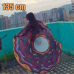 Paplūdimio kilimėlis Spurga 135 cm