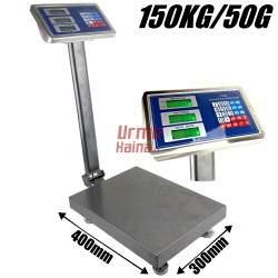 Platforminės svarstyklės 1502ASM (150 kg, 30x40)