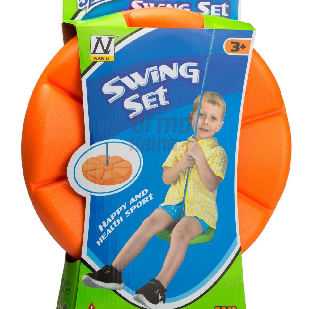 Supynės Swing Set 28