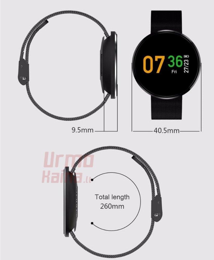 Išmanusis laikrodis H12