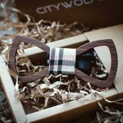 CityWolf medinė peteliškė | Varlytė V04