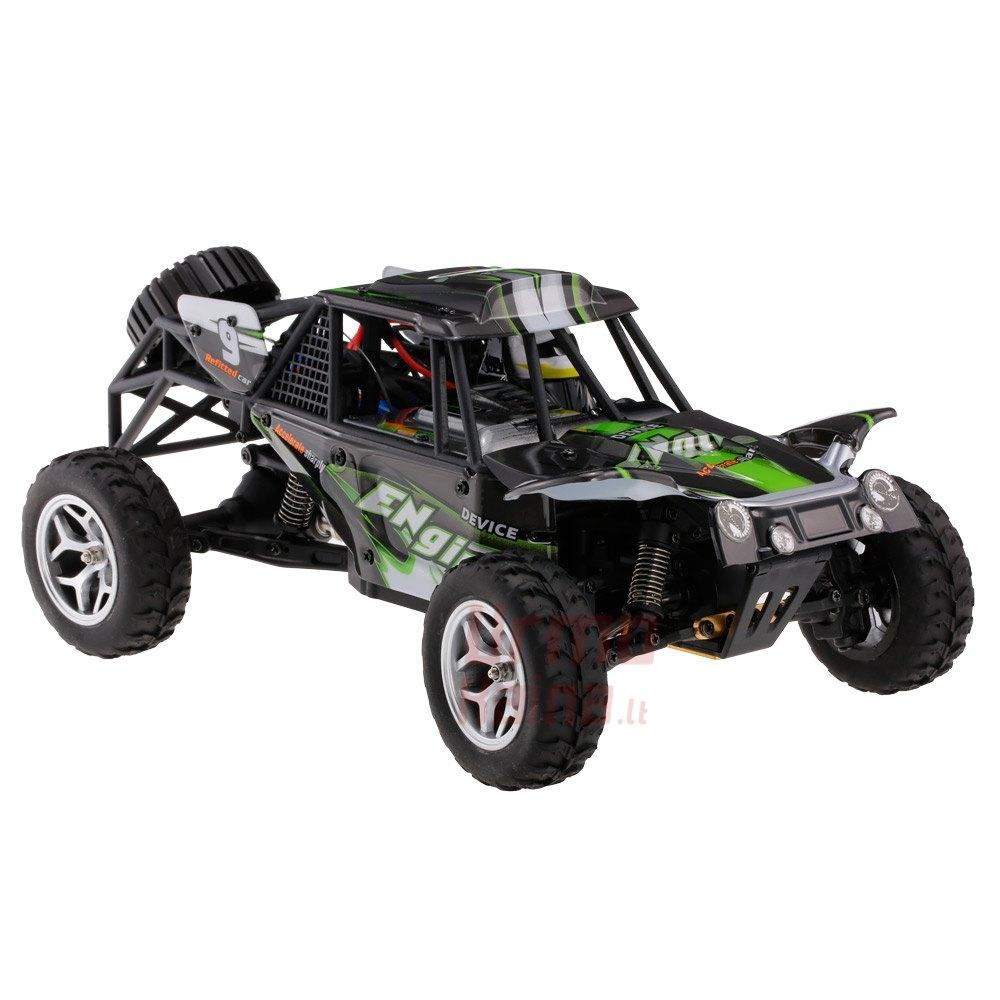 RC mašinėlė su pultu WLTOYS 18429 4WD 1:18