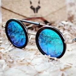 Mediniai akiniai nuo saulės CityWolf CW51