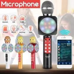 Mikrofonas su efektais WS-1816