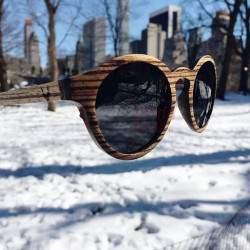 Mediniai akiniai nuo saulės CityWolf CW67