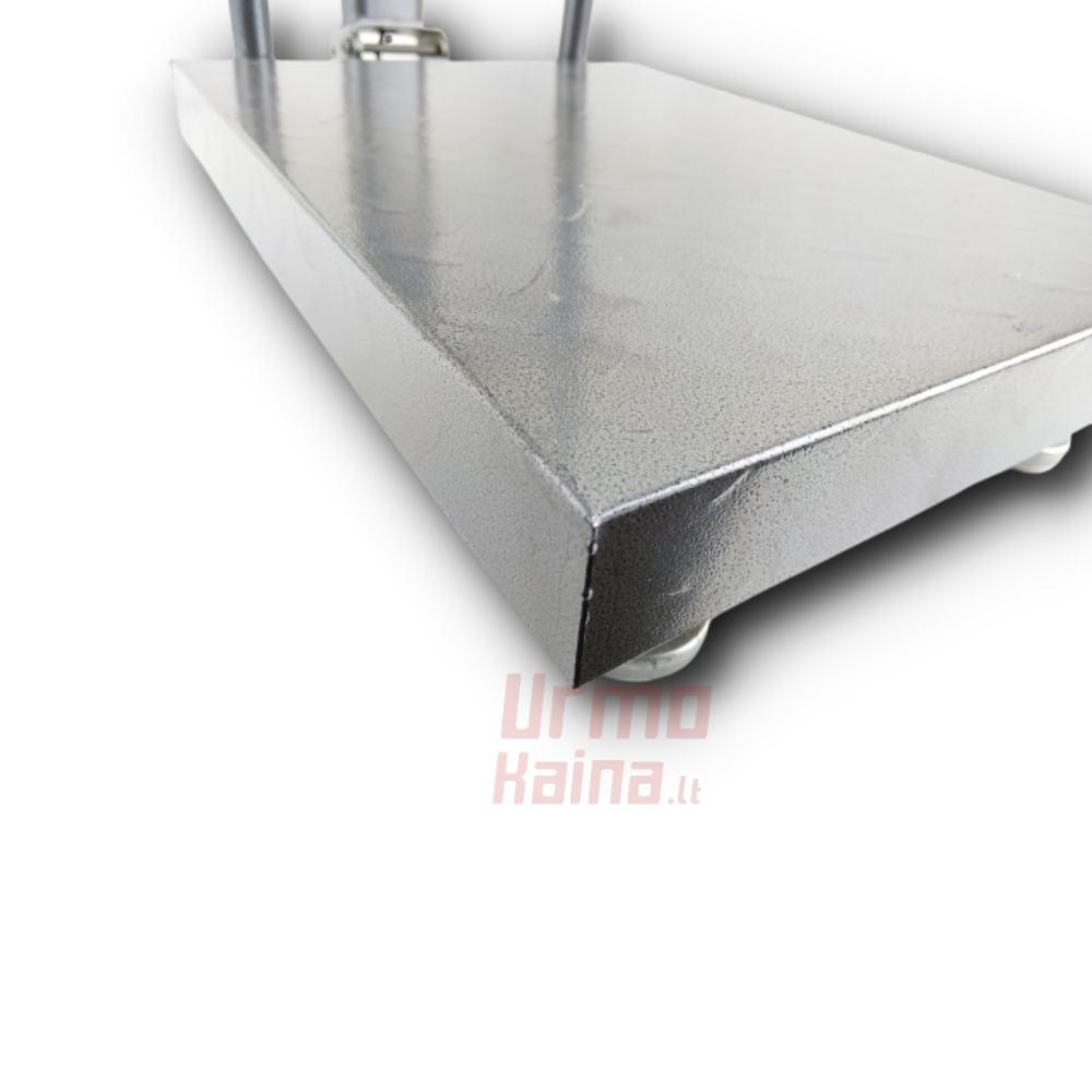 Platforminės svarstyklės 1502BSFM (150 kg, 30x40)