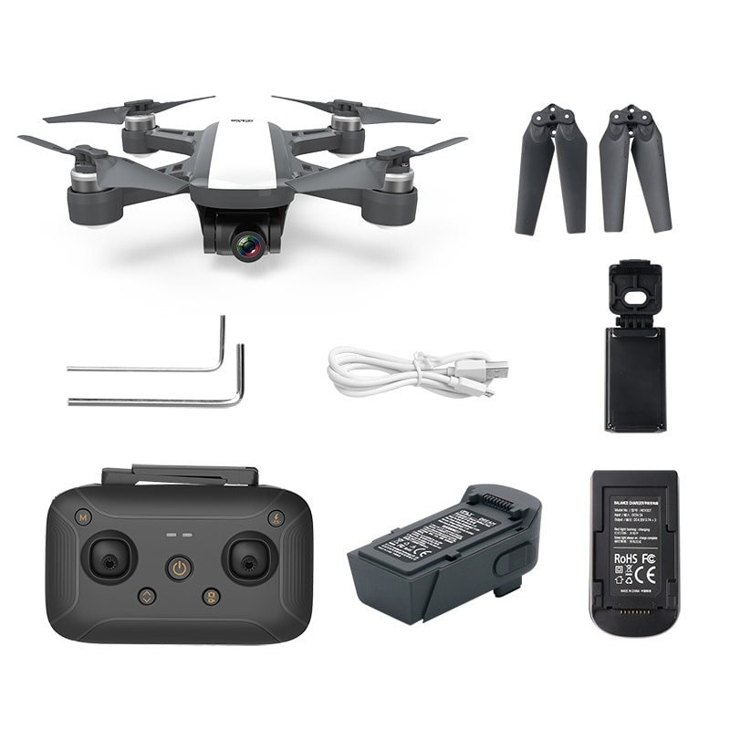 Dronas C-FLY DREAM su GPS ir stabilizatoriumi