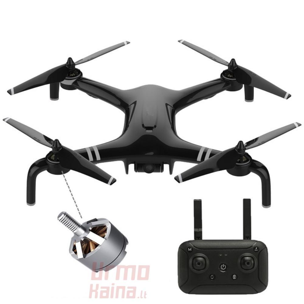 Dronas C-FLY SMART PRO su GPS ir stabilizatoriumi