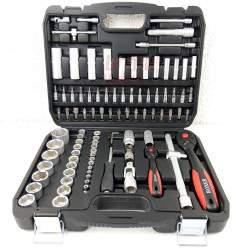 Įrankių galvučių rinkinys BOXER SP 94 dalių