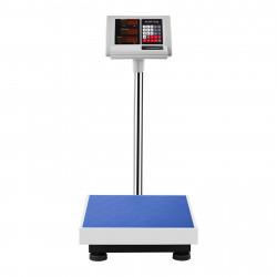 Platforminės svarstyklės - 300 kg / 50 g - LED