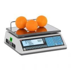 Svarstyklės TEM030D - Su kalibracijos sertifikatu   30 kg/10 g