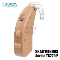 Skaitmeninis klausos aparatas Aurica TR220 P