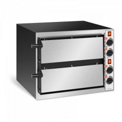 Elektrinė picos krosnis - 32 cm - dviejų aukštų RC-POB2404T