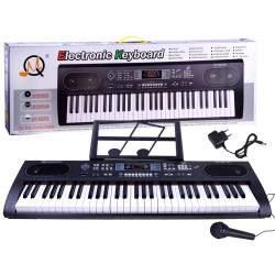 Sintezatorius MQ 883 su mikrofonu, 61 klavišas