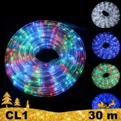 LED Girlianda vamzdelyje Rope 20 m CL1