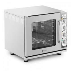 Konvekcinė krosnis - grilio ir garo funkcija - 3000 W