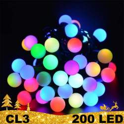 200 LED girlianda burbuliukai STANDART 2 CL3