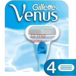 Gillette Venus skustuvo galvutės 4 vnt.