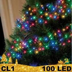100 LED lempučių girlianda BULK CL1