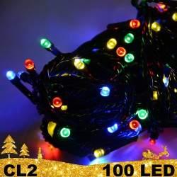 100 LED lempučių girlianda ECO CL2