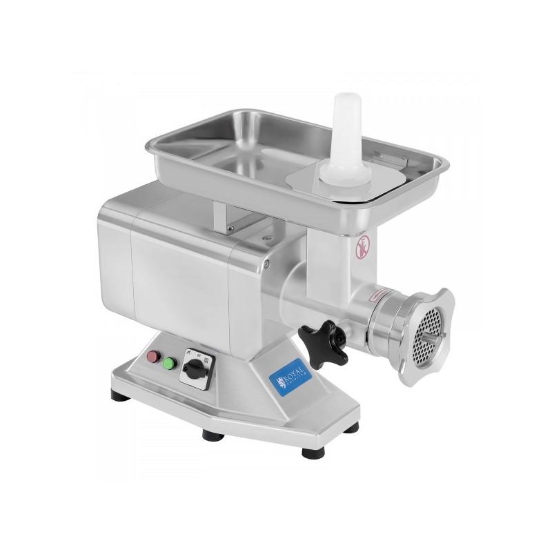 Nerūdijančio plieno mėsmalė - 1000 W - 220 kg/h