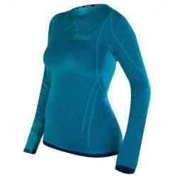Besiūliai termo marškinėliai Spokey SNOWFLAKE TOP S/M