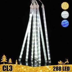 LED girlianda meteorų lietus 50 cm CL3