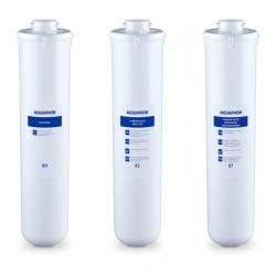 Aktyvintos anglies vandens filtrų komplektas Aquaphor
