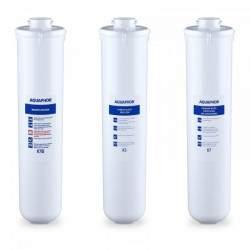 Aktyviosios anglies vandens filtrų komplektas Aquaphor