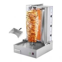Kebabų grilis - 6000 W - Elektrinis