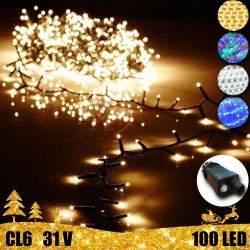 100 LED lauko girlianda 31V CL6