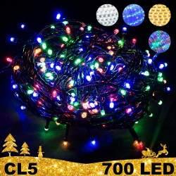 700 LED lempučių girlianda STANDART PLIUS ST CL5