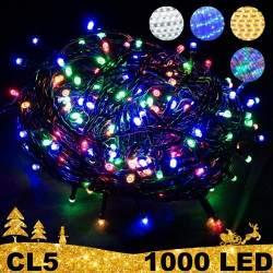1000 LED lempučių girlianda STANDART PLIUS ST CL5