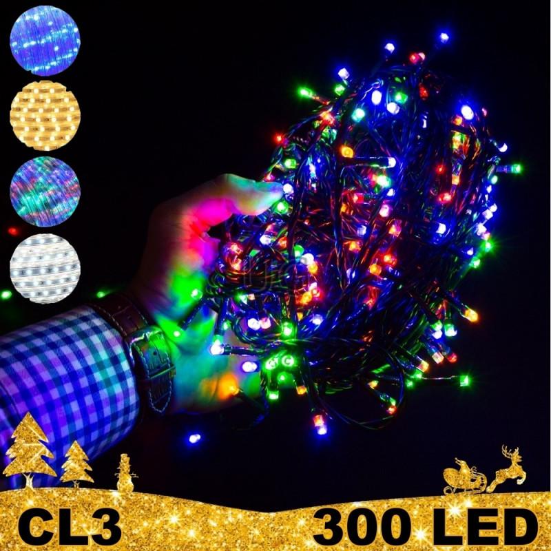300 LED lempučių girlianda STANDART CL3
