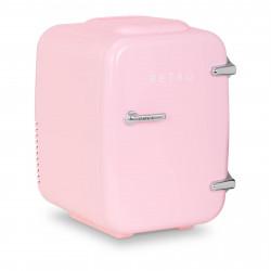 Mini šaldytuvas - 4 L - Rožinis