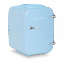 Mini šaldytuvas - 4 L - Mėlynas