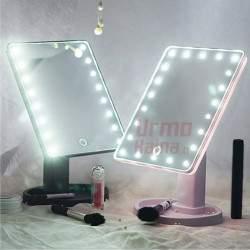 Pastatomas kosmetinis veidrodis su apšvietimu MV1