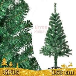 Kalėdinė eglutė GP15 150 cm