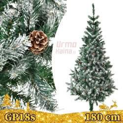 Kalėdinė eglutė GP18s 180 cm