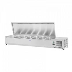 Vitrininis šaldytuvas - Royal Catering - 150 x 33 cm
