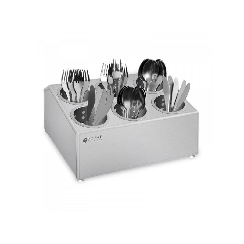 Stalo įrankių laikiklis su dėklais RCCH-1H6C