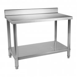 Nerūdijančio plieno darbo stalas RCAT-100/70-N 100x70 cm