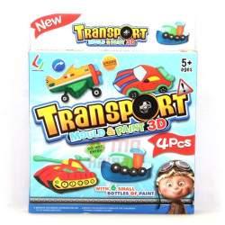 Žaidimas Transport 3D