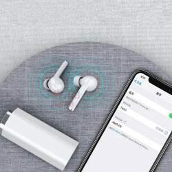 Bevielės Bluetooth ausinės TWS17
