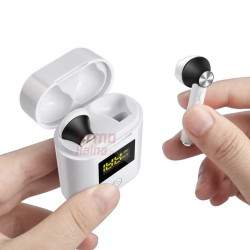 Bevielės Bluetooth ausinės TWS18