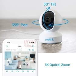 IP Stebėjimo kamera Reolink E1 ZOOM