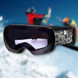 Slidinėjimo akiniai SP Yoho Black