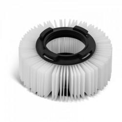 HEPA filtras dulkių siurbliui - apvalus - 160 mm